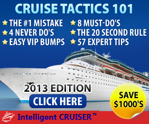 The Best Cruise Tactics